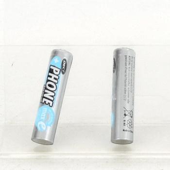 Nabíjecí baterie Ansmann Phone akku AAA 2 ks