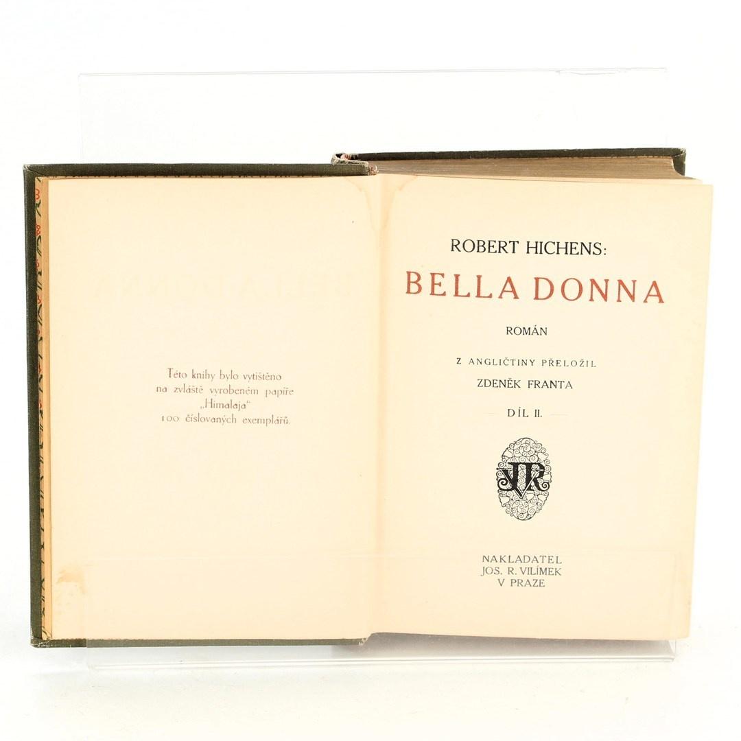 Robert Hichens: Bella Donna II. díl