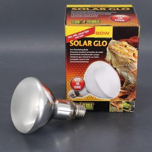 Tepelná žárovka SOLAR GLO 80W