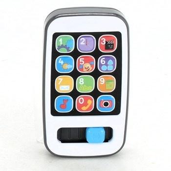 Dětský telefon Fisher Price - smart phone