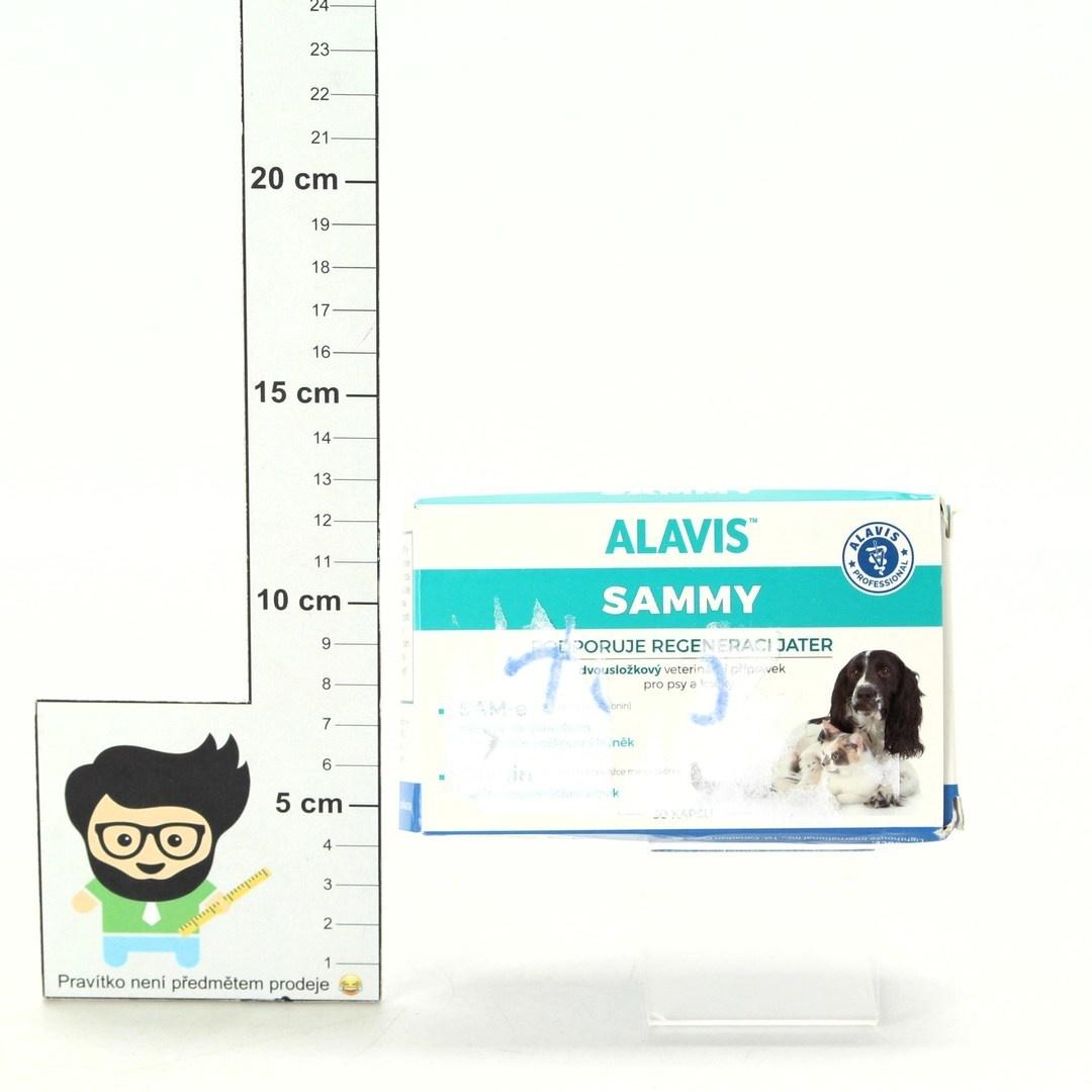Doplněk stravy Alavis Sammy pro psy a kočky