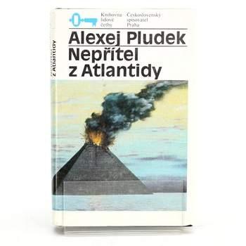 Kniha Alexej Pludek: Nepřítel z Atlantidy