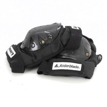 Kolenní chrániče Rollerblade černé