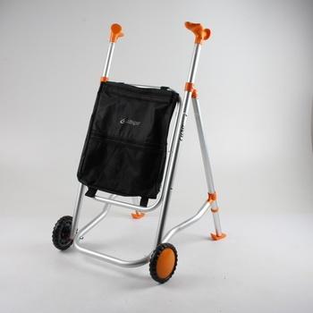 Chodítko s kolečky Airgo s taškou
