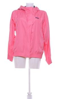 Dámská bunda Lonsdale růžová