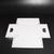Úložný box Zeller 17764 bílý 40x33x17 cm