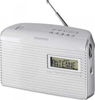 Přenosný radiopřijímač Grundig Music 61 bílý