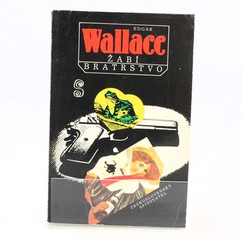 Edgar Wallace: Žabí bratrstvo