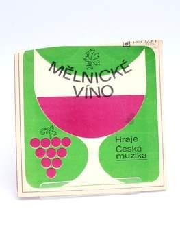 Gramofonová deska Panton Mělnické víno