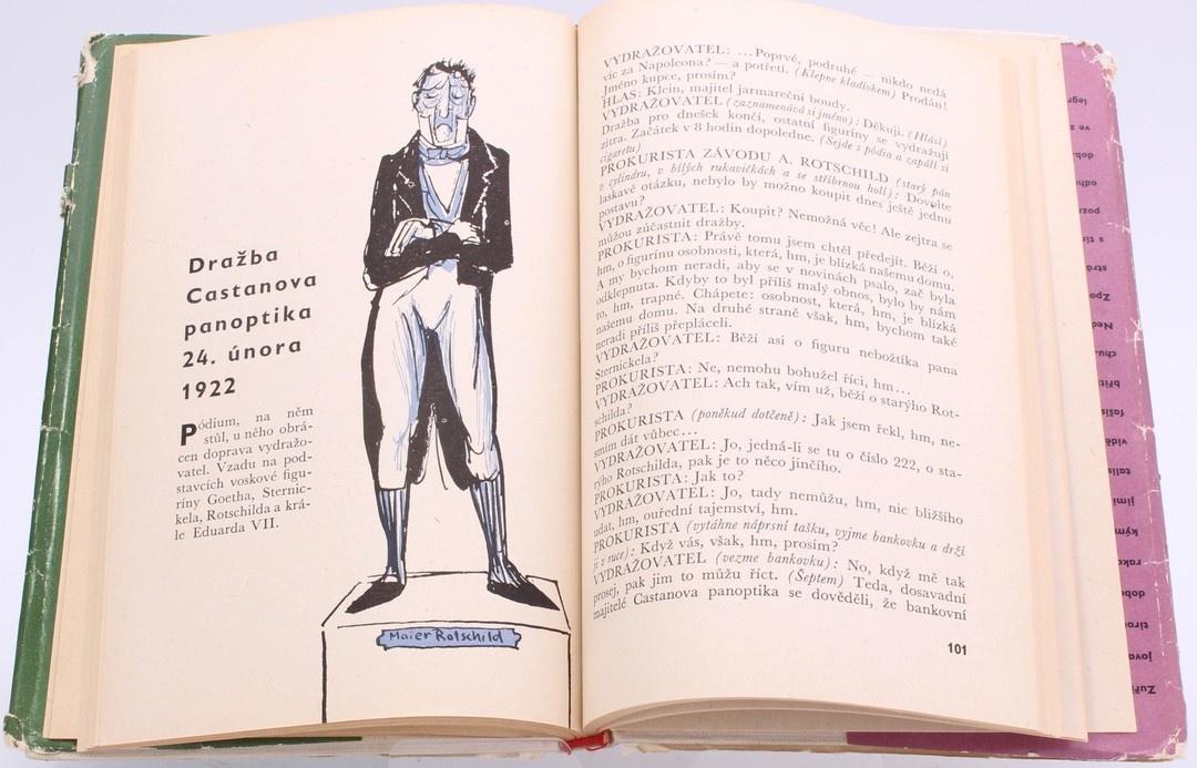 Kniha Egon Ervín Kisch se směje