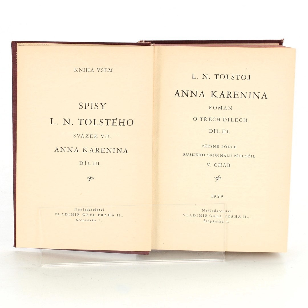 Lev Nikolajevič Tolstoj: Spisy L. N. Tolstého svazek XI. Kozáci - Sevastopol