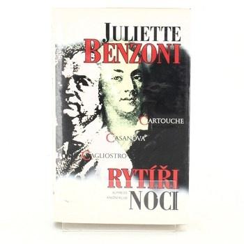 Juliette Benzoni: Rytíři noci