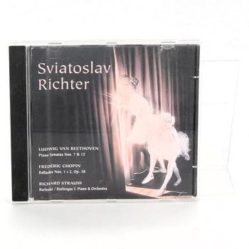 CD: Sviatoslav Richter M.C.PS.