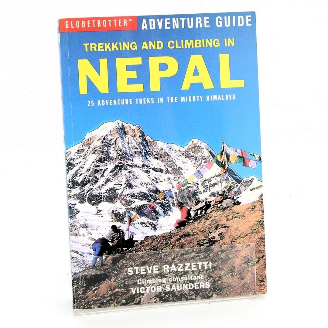 Kniha Nepál Trekking and Climbing