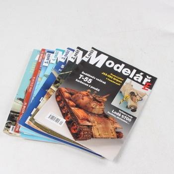 Časopis Modelář 2003 - 2006