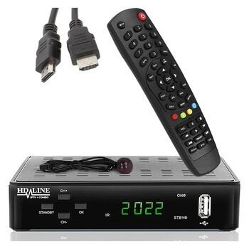 Satelitní přijímač hd-line Tivusat S2