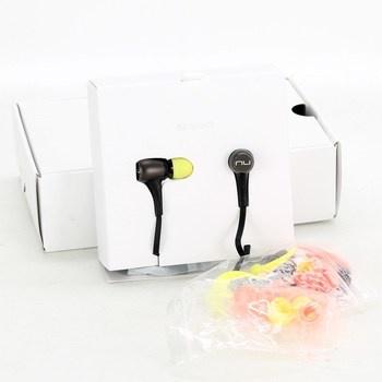 Bezdrátová sluchátka NuForce BE6i-šedé