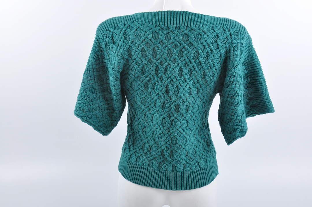 Dámský svetr a.n.a. odstín zelené