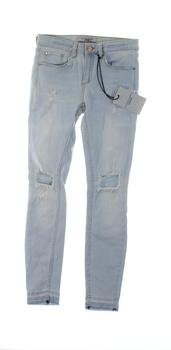 Dětské džíny Silvian Heach světle modré