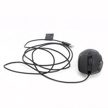 Herní myš drátová Logitech G402