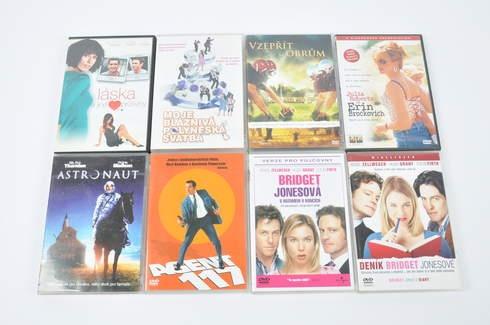 DVD - Agent 117, Astronaut, Bridget Jonesová apod.