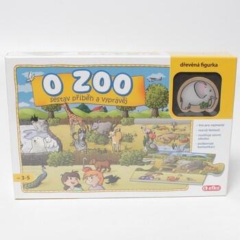 O ZOO puzzle Skládej a vyprávěj příběhy