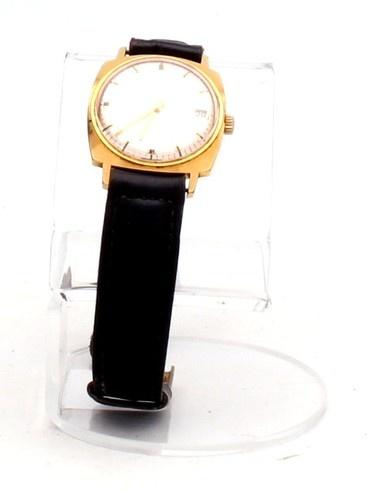 Pánské hodinky Prim 17 Jewels - bazar  7cec750dd2