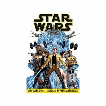 Kniha Star Wars - Skywalker útočí