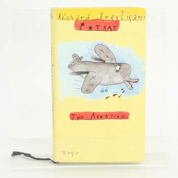 Dvojjazyčná Kniha Potrat Charles Brautigan