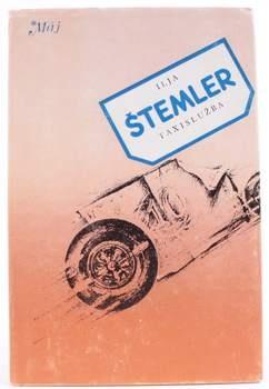 Kniha Ilja Štemler - Taxislužba
