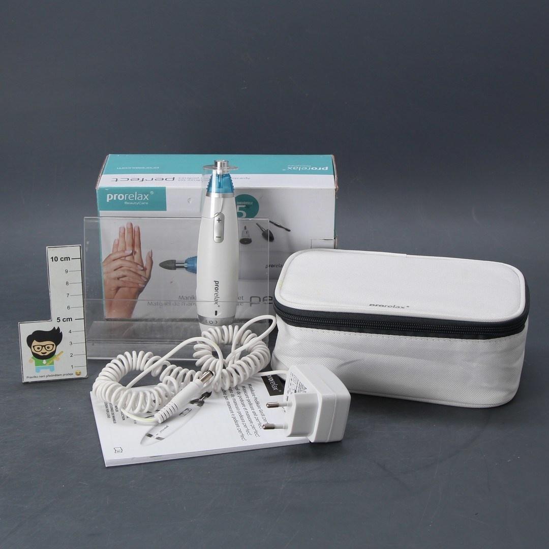 Elektronická manikůra Prorelax EMP-1633A