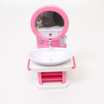 Koupelnová sada Baby Born 827093 s doplňky