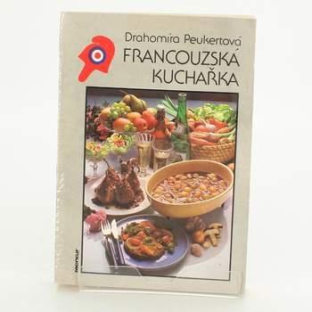 Kniha Francouzská kuchařka