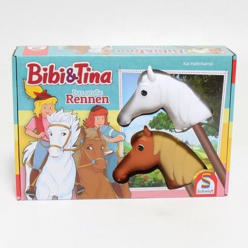 Dětská hra Schmidt Bibi a Tina velký závod