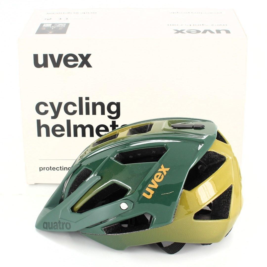 Cyklistická přilba Uvex S410775