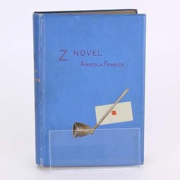 Kniha Z novel Anatola France Anatole France
