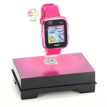 Chytré hodinky Vtech Kidizoom DX2 růžové