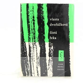 Kniha Čistá řeka - V. Dvořáčková