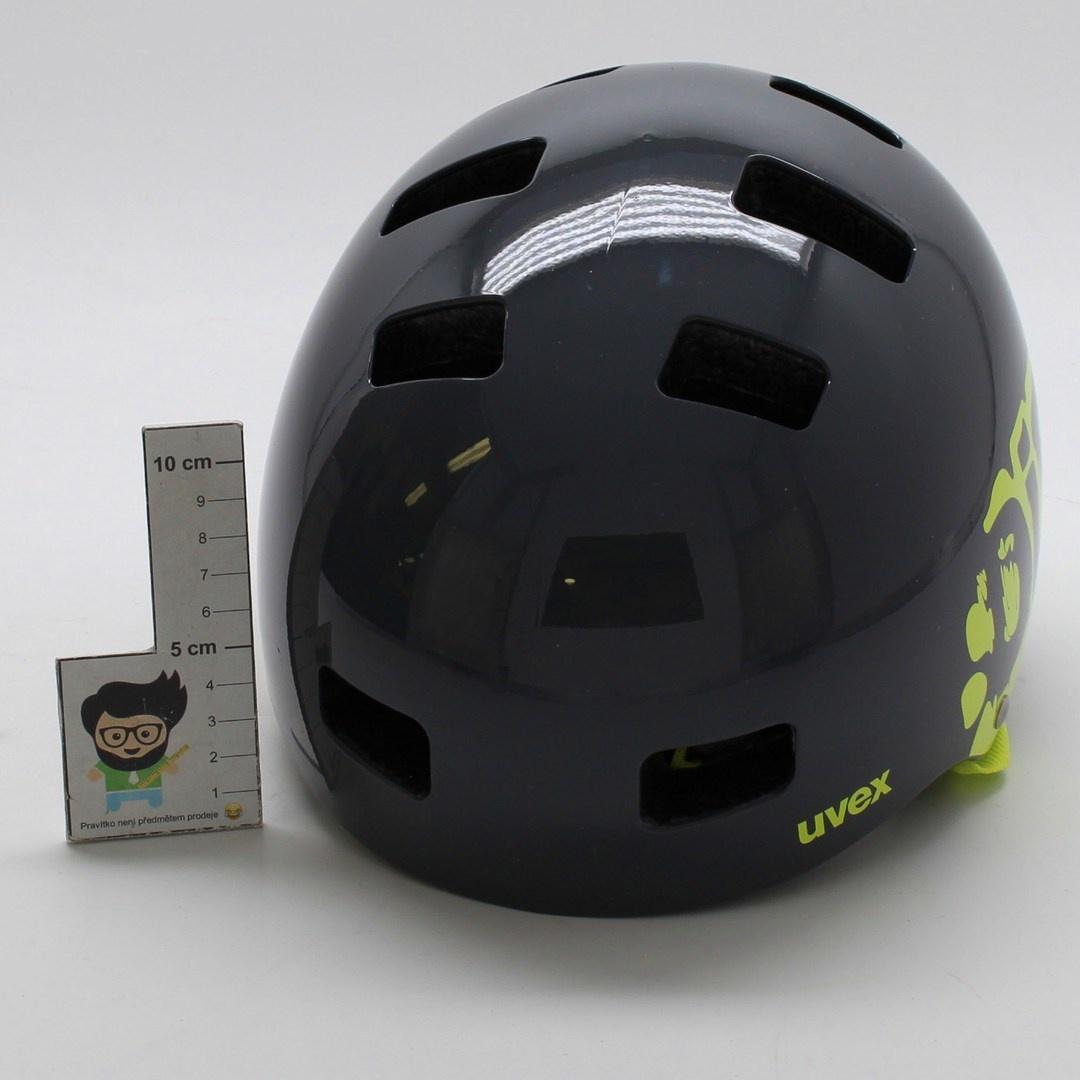 Cyklistická helma Uvex Kid 3