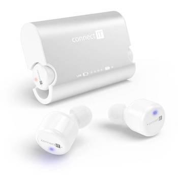 Sluchátka Connect IT True Wireless HYPER-BASS