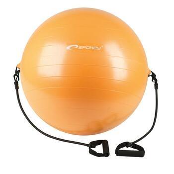 Gymnastický míč s expanderem Spokey