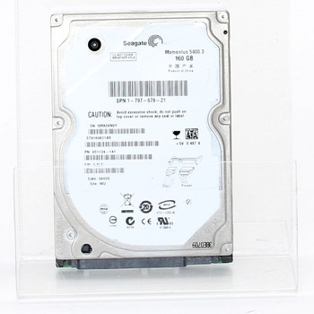 Pevný disk Seagate Momentus ST9160821AS