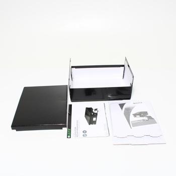 Úložný box Leitz 60430001 černý A4 vel S/M