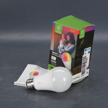 LED žárovka RGBW Woox R4553