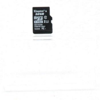 MicroSD karta Kingston SDC10G2/32GB