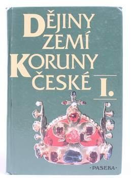 Kniha Dějiny zemí Koruny české I.