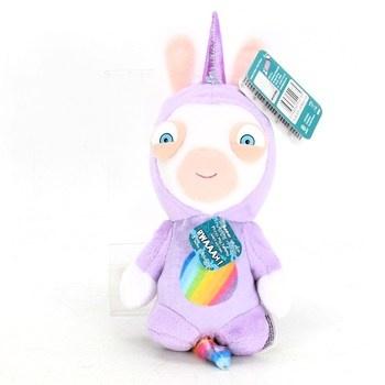 Plyšový králík ala jednorožec Gipsy 55473