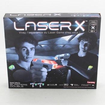 Laserové pistole Lansay Laser X 2 ks