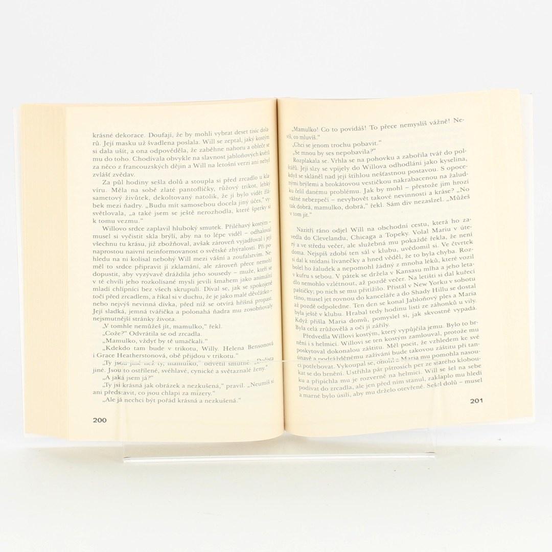 Kniha Město zmařených snů