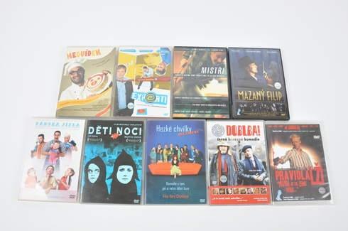 Sada 9 DVD Doblba!, Pravidla lži, Děti no